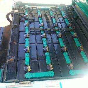 ắc quy xe nâng điện 1.5 tấn