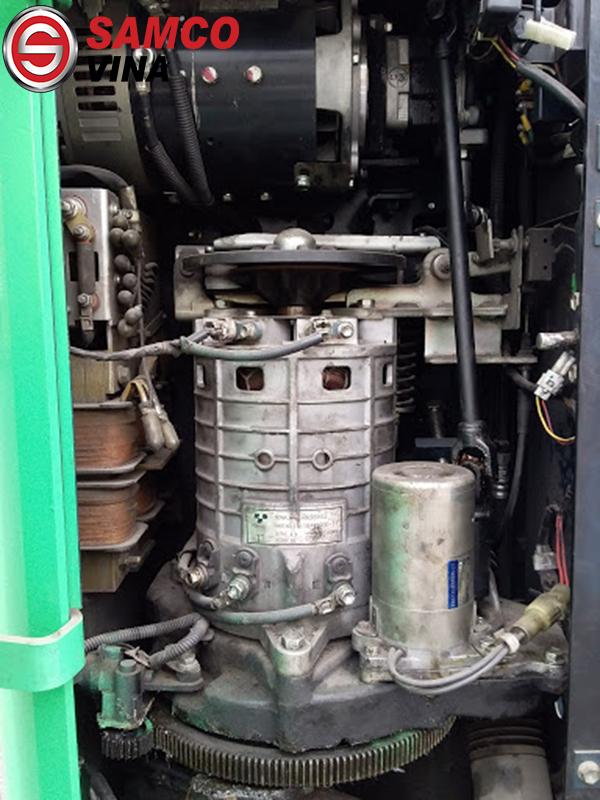 động cơ xe nâng điện cũ 1.5 tấn