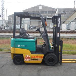 xe nâng điện komatsu 1.5 tấn