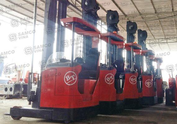 xe nâng điện reach truck BT