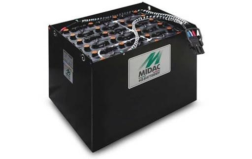 Bình điện xe nâng MIDAC