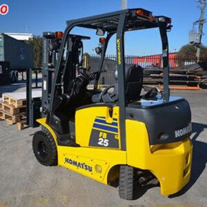Dịch vụ cho thuê xe nâng điện - SAMCO VINA