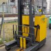 xe nâng điện komatsu 2 tấn