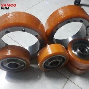 bánh xe nâng điện giá rẻ