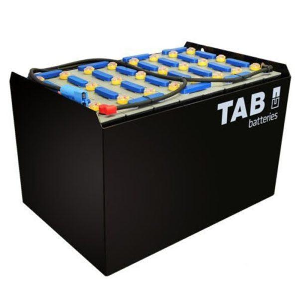 bình điện xe nâng TAB