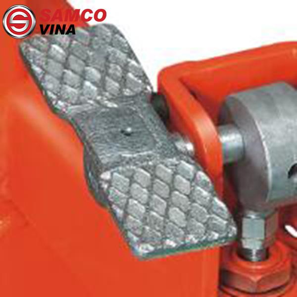phanh xe nâng tay cao 1 tấn hs10-16