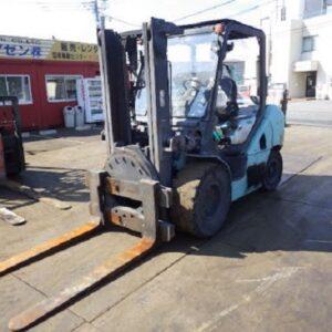 xe nâng dầu komatsu 3.5 tấn fd35nt