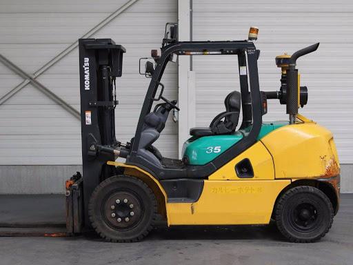 xe nâng komatsu 3.5 tấn FD35NT