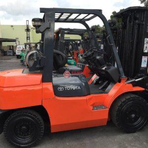 Xe nâng điện Toyota 3 tấn 6FB30