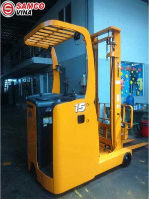 Xe nâng điện đứng lái Komatsu 1.5 tấn FB15RL-14