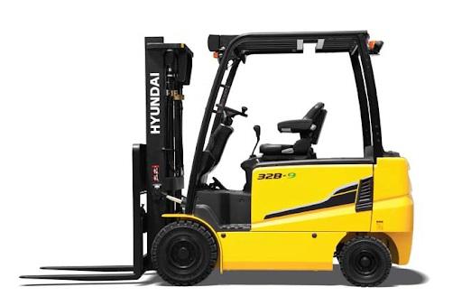 xe nâng điện Hyundai 2.2 tấn