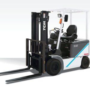 xe nâng tcm 3 tấn hoạt động ổn định