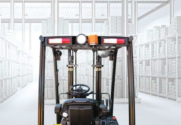 Hệ thống điều khiển xe nâng
