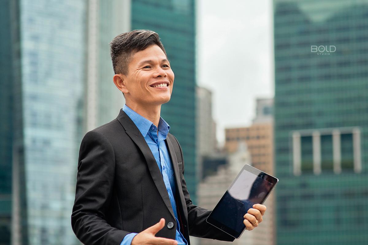 CEO Hoàng Hồng Hải