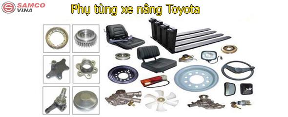 Phụ tùng xe nâng Toyota