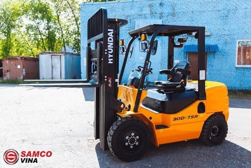 4. Ứng dụng của Xe dầu Hyundai 3 tấn 30D-7SA