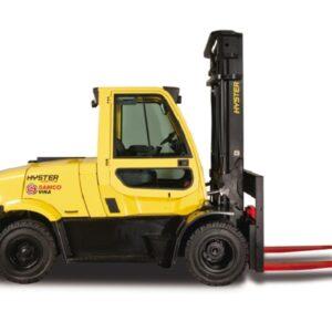 Xe nâng dầu Hyster 7 tấn ngồi lái J7.0-9.0XN