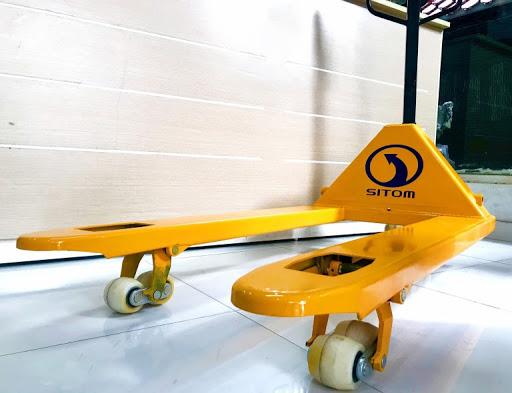 Xe nâng tay Sitom CBY-30 (càng rộng)