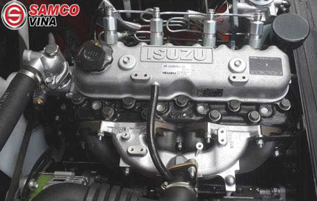 động cơ isuzu C240 Nhật Bản
