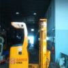 Xe nâng điện đứng lái Komatsu 1.5 tấn