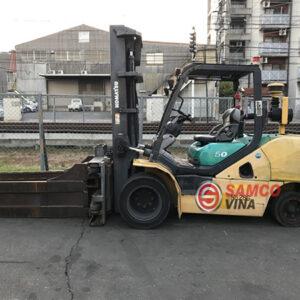 xe nâng komatsu 5 tấn