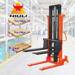 Xe nâng tay cao Niuli CTY1520