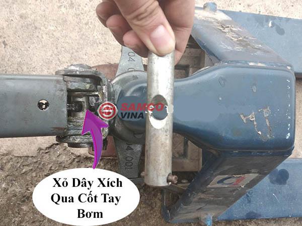 sửa chữa xe nâng tay tphcm