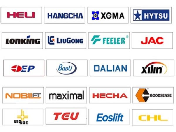 Các thương hiệu xe nâng Trung Quốc trên thế giới