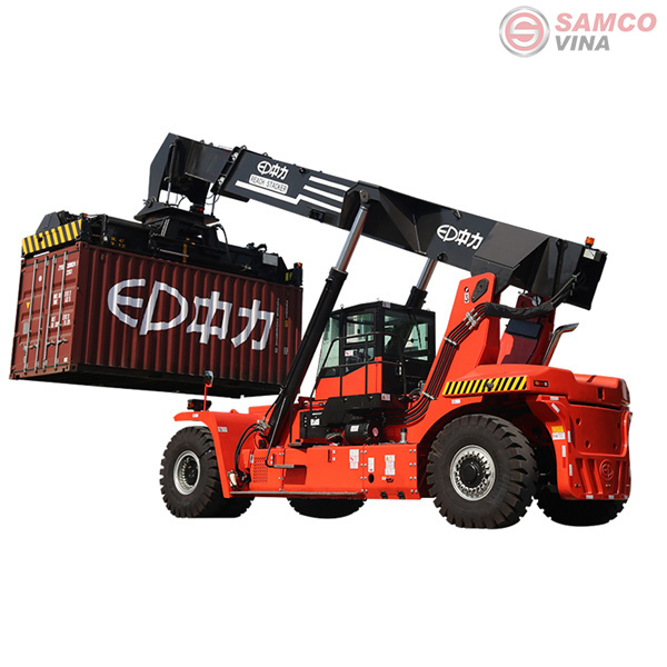 Xe gắp container Trung Quốc