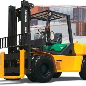Phân loại xe nâng 7 tấn dựa trên các loại nhiên liệu sử dụng