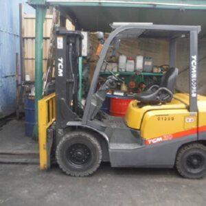 Đơn vị cung cấp xe nâng dầu TCM 3 tấn giá rẻ - SAMCO VINA