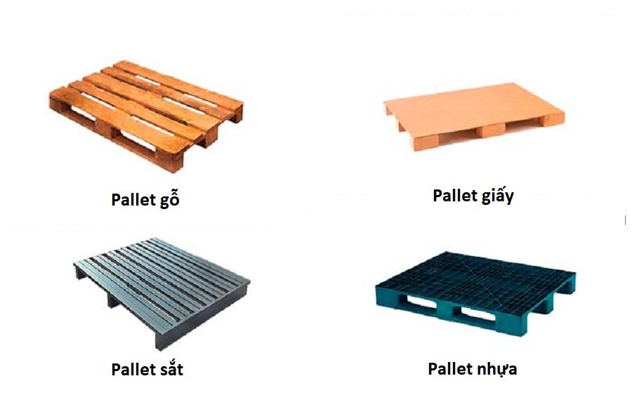 Các loại Pallet