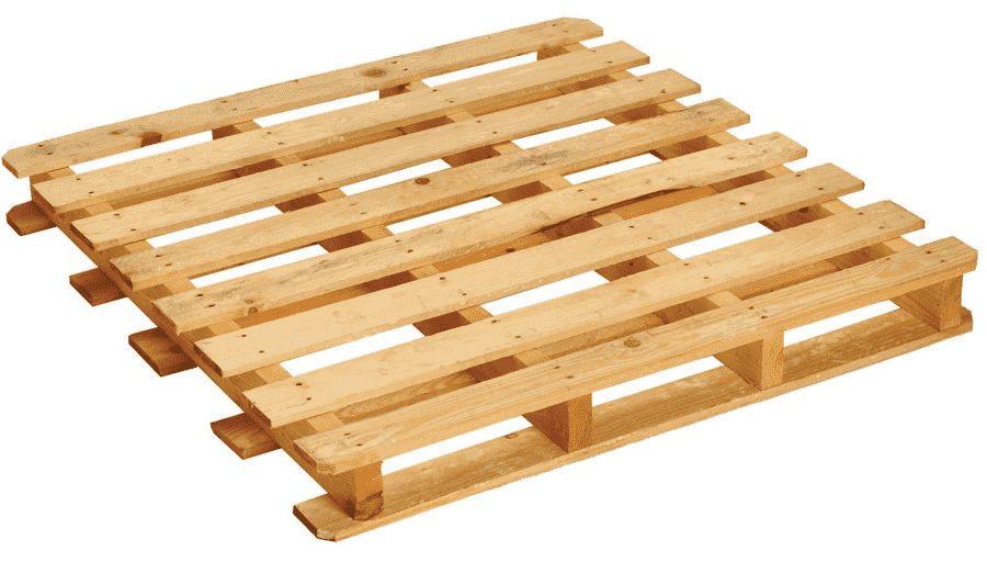 pallet gỗ được sử dụng phổ biến