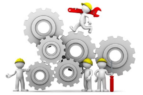 Sửa chữa bảo trì máy móc đúng quy định