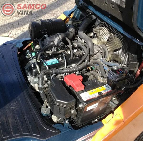Hệ thống AC Powered (điện xoay chiều) kiểm soát hoạt động hiệu quả, chính xác