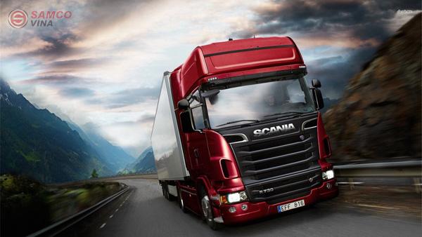Thương hiệu xe Nam Mỹ - Scania