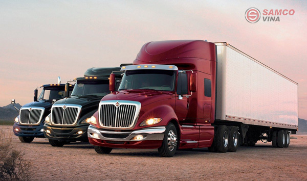 Một số quy định về tải trọng của xe container theo pháp luật