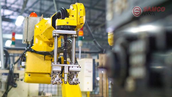 quy trình bảo dưỡng thiết bị công nghiệp
