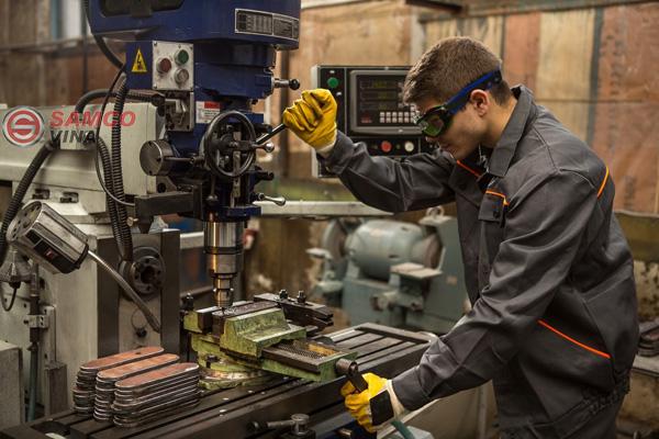 Một số bộ phận tham gia vào quy trình bảo trì bảo dưỡng máy móc thiết bị chủ yếu tại các doanh nghiệp