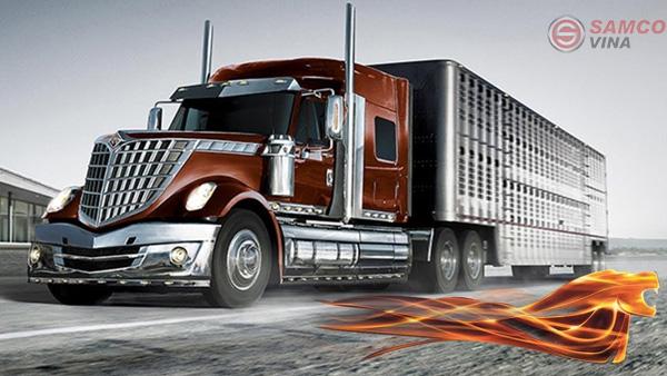 Truck - tiếng Việt loại phương tiện giao thông phổ biến nhất hiện nay